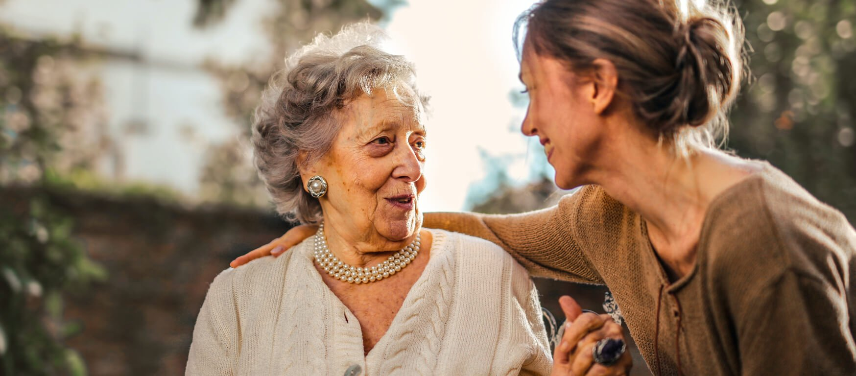 Moving to Community Care or a Long Term Care Facility